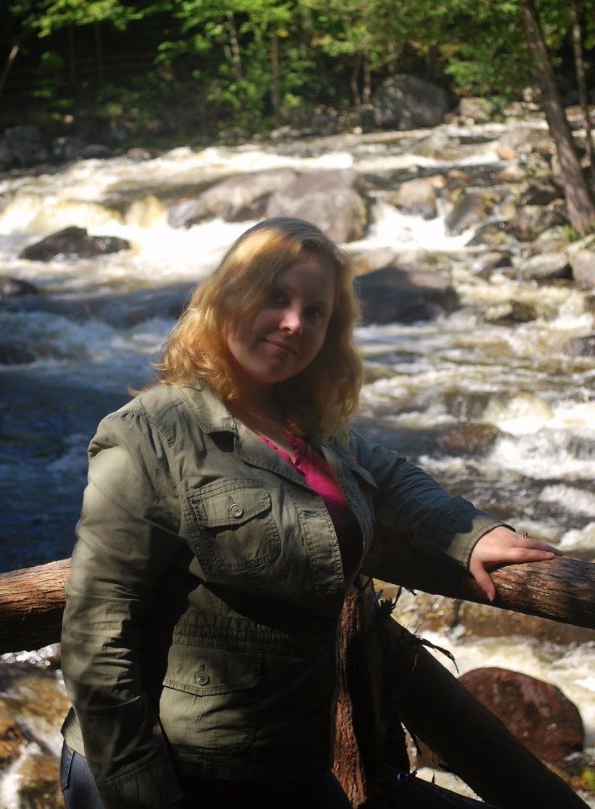 Newest Contributor for The Adirondacker, Corrina Parnapy!