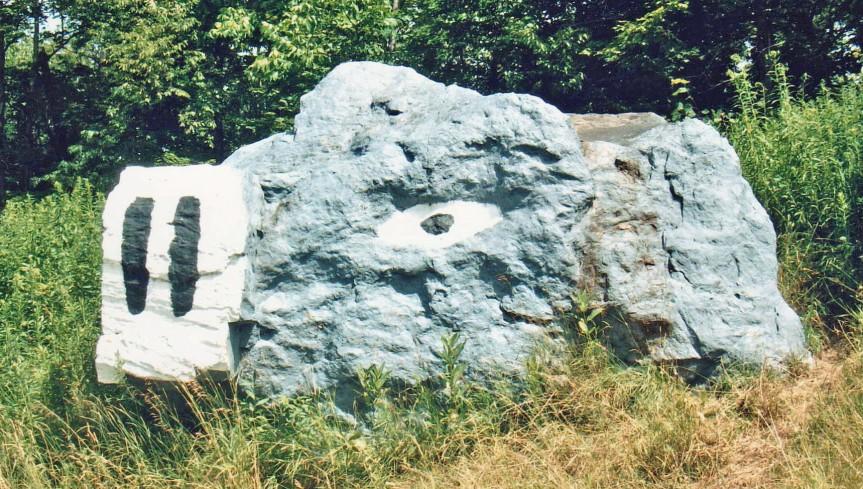 Pig Rock Photograph 2012